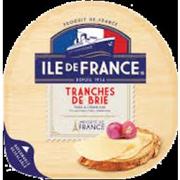 Photo of Ile De France Tranche Brie 150g