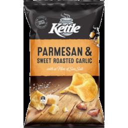 Photo of Kettle Chips Sea Salt & Parmesan 175gm