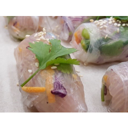 Photo of Canape Thai Spring Roll GLUTEN FREE, DAIRY FREE & VEGETARIAN