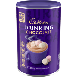 Photo of Cad Drinking Choc Canister 250g