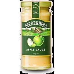 Photo of B/Berg Apple Sauce 250g