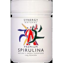Photo of Synergy Organic Spirulina Powder 100g