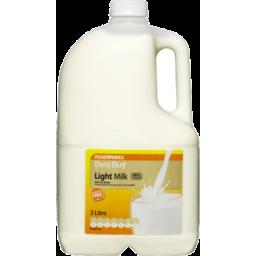 Photo of Best Buy Light Milk 3l Btl
