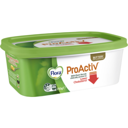 Photo of Flora Proactiv Cholesterol Lowering Spread Buttery 250g