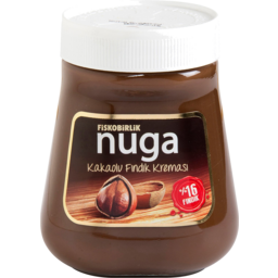Photo of Fiskobirlik Nuga Chocolate Hazelnut Spread 700g