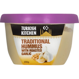 Photo of Tk Hummus 200g