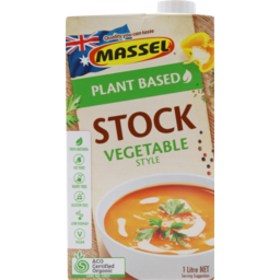 Photo of Massel Liquid Stock Vegetable 1L