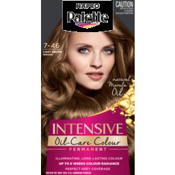 Photo of Napro Palette Permanent Hair Colour 7-46 Light Brown Mocha