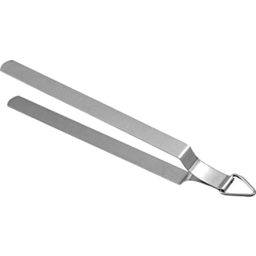 Photo of Stainless Steel Chimta 24 X 2cm