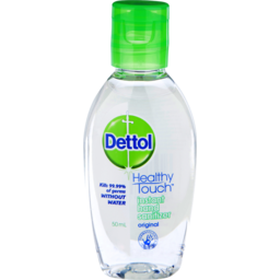 Photo of Dettol Instant Hand Sanitizer Healthy Touch 50ml