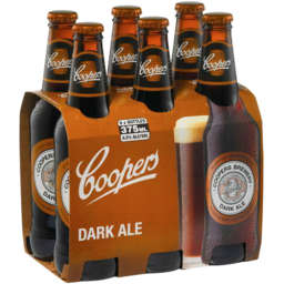 Photo of Coopers Dark Ale Bottles