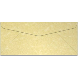 Photo of #10 Parchment Envelope - Aged Gold