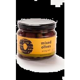Photo of Mt Zero Mixed Olives 300g