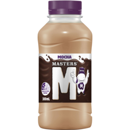 Photo of Masters Mocha 300ml Bottle