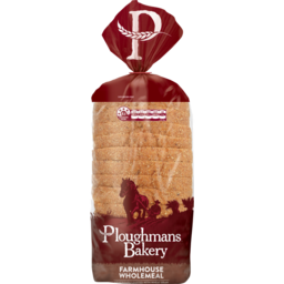 Photo of Ploughmans Farmhouse Wholemeal Bread 750g