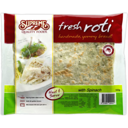 Photo of Supreme Roti Spinach 500g