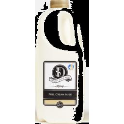 Photo of Saint David Full Cream Milk 2litre