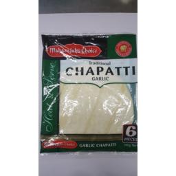 Photo of Mc Chapatti Bread Garlic 280g