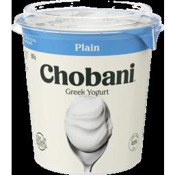 Photo of Chobani Yoghurt Plain 0% (907g)