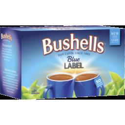 Photo of Bushells Tea Bags Black Tea 50 Pack 91g
