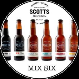 Photo of Scotts Mixed 6 x 330ml Pack