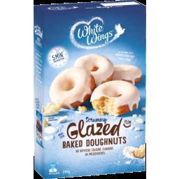 Photo of White Wings Glazed Baked Doughnuts 290g