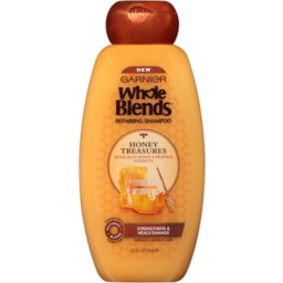 Photo of Garnier Whole Blends Honey Treasures Shampoo