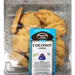 Photo of Rampureys Coconut Bisc 360g