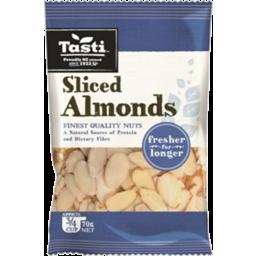 Photo of Tasti Almonds Sliced 70g
