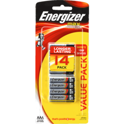 Photo of Energizer Max Battery Aaa 14pk