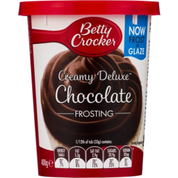 Photo of Betty Crocker Frosting Chocolate 400g
