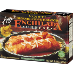 Photo of Amy's Kitchen Organic Enchilada Cheese 255g
