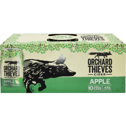 Photo of Orchard Thieves Apple Cider Can
