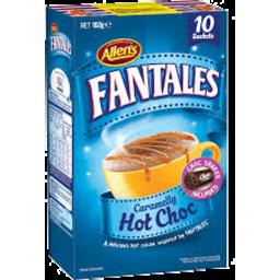 Photo of Allens Fantales Hot Choc 10pk