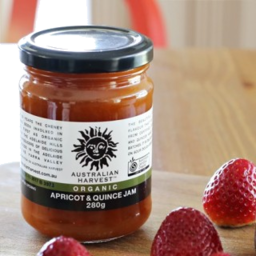 Photo of Australian Harvest - Quince & Apricot Jam - 280g