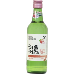 Photo of Chum Churum Peach Soju