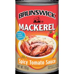 Photo of Brunswick Spicy Mackerel