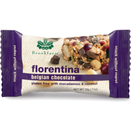 Photo of Brookfarm Florentina Bar 35gm