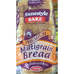 Photo of Homestyle Bake Premium Multigrain Bread 700gm
