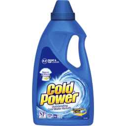 Photo of Cold Power Complete Action, Liquid Laundry Detergent, 1l