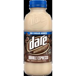 Photo of Dare Iced Coffee No Sugar Added Double Espresso 500ml