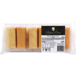 Photo of Bakers Oven Rollettes Jam 250gm