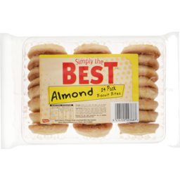 Photo of Kayes Best Almond Biscuit Bites 24 Pack