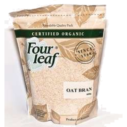 Photo of Four Leaf Organic Oat Bran 800gm