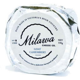 Photo of Milawa Camembert Goat Milk 150g