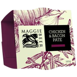 Photo of Maggie Beer Chk Bacon Pate 120g