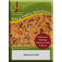 Photo of Tribal Tastes Meal Quinoa & Lentils 500gm