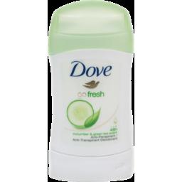 Photo of Dove Deodorant Stick Cucumber