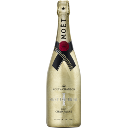 Photo of Moët & Chandon Impérial Brut Champagne 150th Limited Edition 750ml