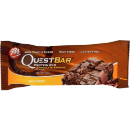 Photo of Questbar Protein Bar Chocolate Brownie 60gm